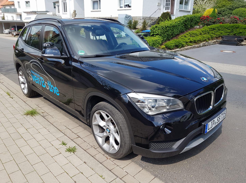 Fahrschule Sven Bothe - BMW 1er