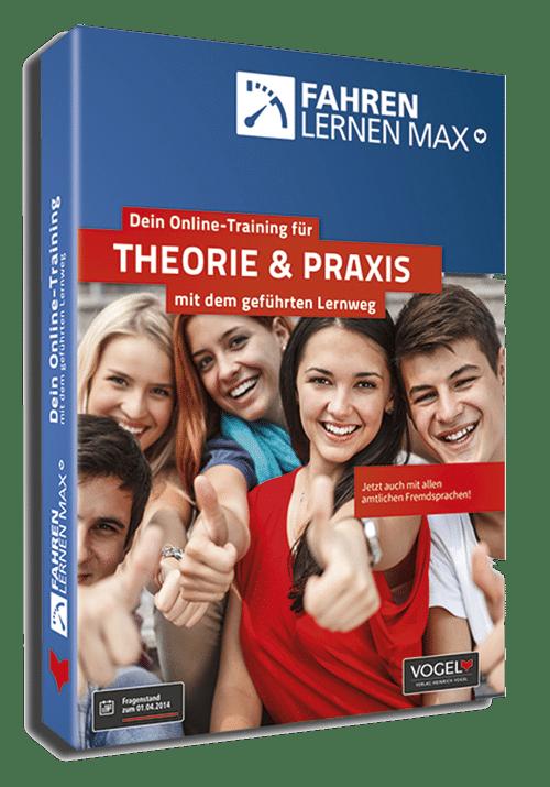 Fahrschule Sven Bothe - Fahren Lernen Max für den Theorieunterricht